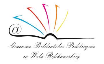 Gminna Biblioteka Publiczna w Woli Rębkowskiej
